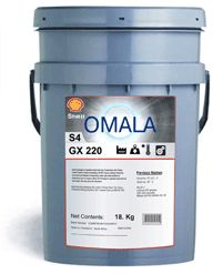 редукторное масло shell omala
