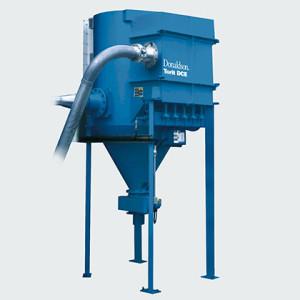 Центральная пылесосная система Дональдсон Torit DCE Syvac