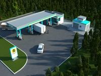 автомобильные газовые заправки