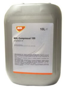 масло компрессорное mol compressol