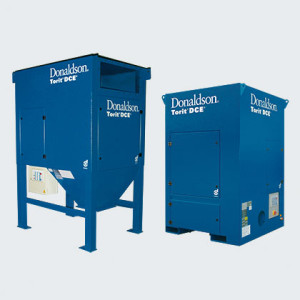 DFPRO large small cartridge dust collectors fume filtration