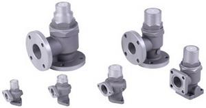 клапан минимального давления для винтового компрессора с масляным охлаждением