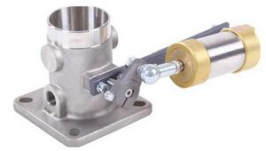 впускные клапаны Red Star для винтовых компрессоров с водяным охлаждением