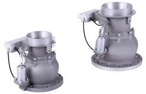 впускные клапаны Red Star нормально-закрытого типа для винтовых компрессоров с масляным охлаждением