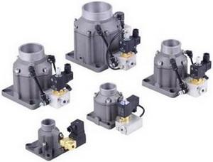впускные клапаны Red Star нормально-открытого типа для винтовых компрессоров с масляным охлаждением